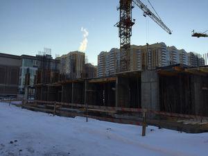 Город Долгопрудный, микрорайон «Центральный», корпус 17 (январь 2017, фото 1-1)