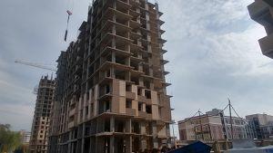Город Долгопрудный, микрорайон «Центральный», корпус 17 (сентябрь 2017, фото 10-1)