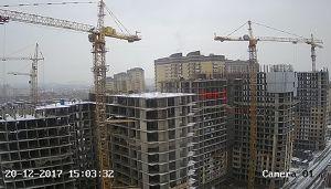 Город Долгопрудный, микрорайон «Центральный», корпус 17 (декабрь 2017, фото 13-2)