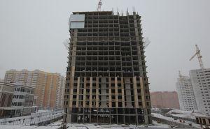 Город Долгопрудный, микрорайон «Центральный», корпус 17 (январь 2018, фото 14-1)