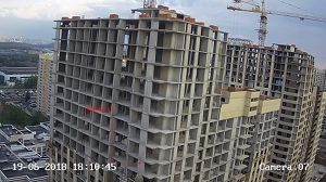 Город Долгопрудный, микрорайон «Центральный», корпус 17 (июнь 2018, фото 19-1)
