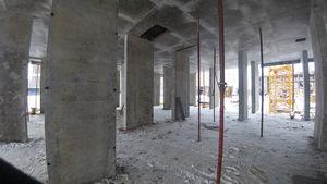 Город Долгопрудный, микрорайон «Центральный», корпус 17 (январь 2017, фото 2-3)