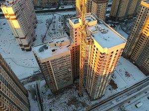 Город Долгопрудный, микрорайон «Центральный», корпус 17 (ноябрь 2018, фото 24-1)