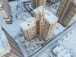 Город Долгопрудный, микрорайон «Центральный», корпус 17 (декабрь 2018, фото 25-1)