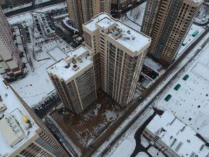 Город Долгопрудный, микрорайон «Центральный», корпус 17 (февраль 2019, фото 27-2)