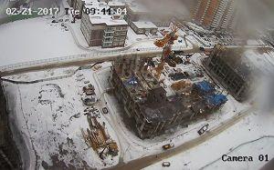 Город Долгопрудный, микрорайон «Центральный», корпус 17 (февраль 2017, фото 3-2)