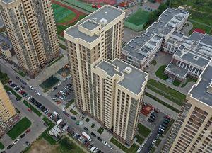 Город Долгопрудный, микрорайон «Центральный», корпус 17 (август 2019, фото 33-1)