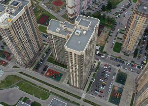 Город Долгопрудный, микрорайон «Центральный», корпус 17 (август 2019, фото 33-2)