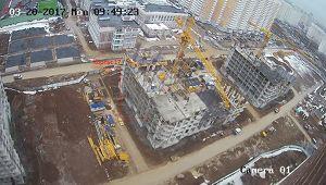Город Долгопрудный, микрорайон «Центральный», корпус 17 (март 2017, фото 4-2)
