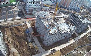 Город Долгопрудный, микрорайон «Центральный», корпус 17 (апрель 2017, фото 5-1)
