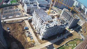 Город Долгопрудный, микрорайон «Центральный», корпус 17 (май 2017, фото 6-1)