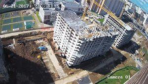 Город Долгопрудный, микрорайон «Центральный», корпус 17 (июнь 2017, фото 7-2)