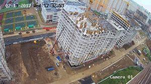 Город Долгопрудный, микрорайон «Центральный», корпус 17 (июль 2017, фото 8-2)