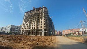 Город Долгопрудный, микрорайон «Центральный», корпус 17 (август 2017, фото 9-1)