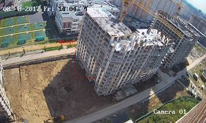 Город Долгопрудный, микрорайон «Центральный», корпус 17 (август 2017, фото 9-2)