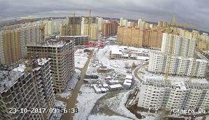 Город Долгопрудный, микрорайон «Центральный», корпус 18 (октябрь 2017, фото 11-1)
