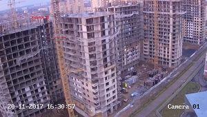 Город Долгопрудный, микрорайон «Центральный», корпус 18 (ноябрь 2017, фото 12-1)