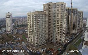 Город Долгопрудный, микрорайон «Центральный», корпус 18 (сентябрь 2018, фото 22-1)