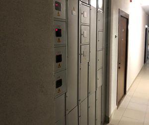 Город Долгопрудный, микрорайон «Центральный», корпус 18 (январь 2019, фото 26-2)