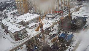 Город Долгопрудный, микрорайон «Центральный», корпус 18 (февраль 2017, фото 3-1)