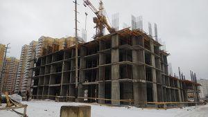 Город Долгопрудный, микрорайон «Центральный», корпус 18 (февраль 2017, фото 3-2)