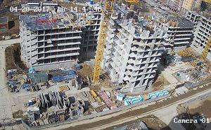 Город Долгопрудный, микрорайон «Центральный», корпус 18 (апрель 2017, фото 5-1)