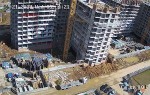 Город Долгопрудный, микрорайон «Центральный», корпус 18 (июнь 2017, фото 7-2)
