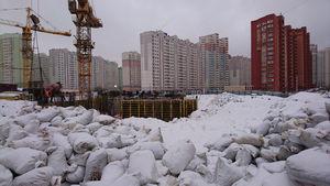 Город Долгопрудный, микрорайон «Центральный», корпус 52а (январь 2017, фото 1-1)