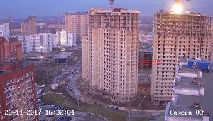 Город Долгопрудный, микрорайон «Центральный», корпус 52а (ноябрь 2017, фото 12-1)