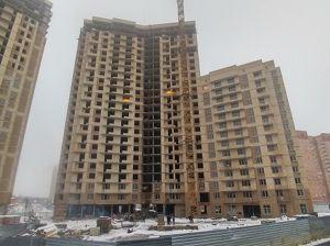 Город Долгопрудный, микрорайон «Центральный», корпус 52а (декабрь 2017, фото 13-2)