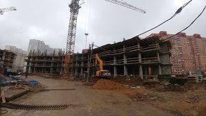 Город Долгопрудный, микрорайон «Центральный», корпус 52а (март 2017, фото 4-2)