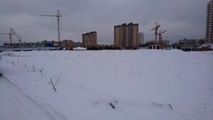 Город Долгопрудный, микрорайон «Центральный», корпус 52б (январь 2017, фото 1-1)