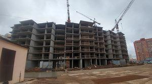Город Долгопрудный, микрорайон «Центральный», корпус 52б (октябрь 2017, фото 11-2)