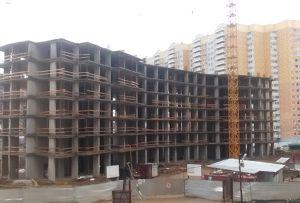 Город Долгопрудный, микрорайон «Центральный», корпус 52б (ноябрь 2017, фото 12-2)
