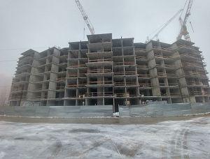 Город Долгопрудный, микрорайон «Центральный», корпус 52б (декабрь 2017, фото 13-2)