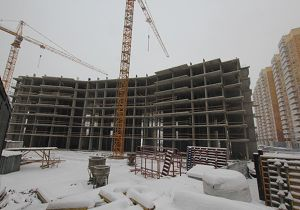 Город Долгопрудный, микрорайон «Центральный», корпус 52б (январь 2018, фото 14-2)