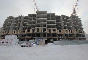 Город Долгопрудный, микрорайон «Центральный», корпус 52б (февраль 2018, фото 15-2)
