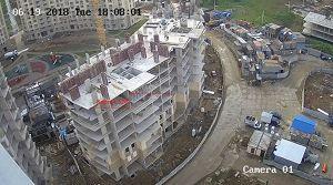 Город Долгопрудный, микрорайон «Центральный», корпус 52б (июнь 2018, фото 19-1)