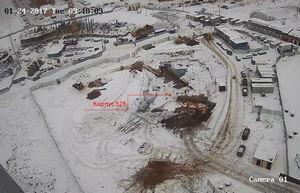 Город Долгопрудный, микрорайон «Центральный», корпус 52б (январь 2017, фото 2-1)
