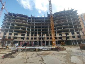Город Долгопрудный, микрорайон «Центральный», корпус 52б (июль 2018, фото 20-1)