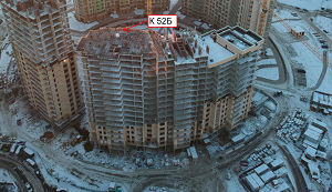 Город Долгопрудный, микрорайон «Центральный», корпус 52б (ноябрь 2018, фото 24-1)