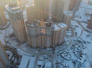 Город Долгопрудный, микрорайон «Центральный», корпус 52б (январь 2019, фото 26-2)
