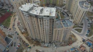 Город Долгопрудный, микрорайон «Центральный», корпус 52б (апрель 2019, фото 29-1)