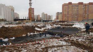 Город Долгопрудный, микрорайон «Центральный», корпус 52б (февраль 2017, фото 3-2)