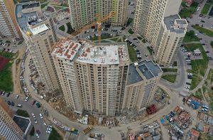 Город Долгопрудный, микрорайон «Центральный», корпус 52б (май 2019, фото 30-1)