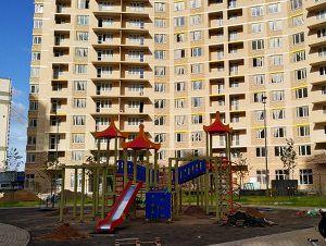 Город Долгопрудный, микрорайон «Центральный», корпус 52б (август 2019, фото 33-1)