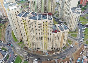 Город Долгопрудный, микрорайон «Центральный», корпус 52б (сентябрь 2019, фото 34-1)