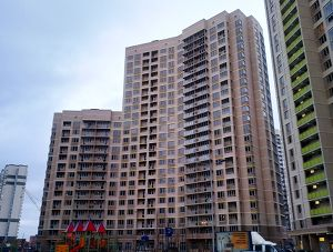 Город Долгопрудный, микрорайон «Центральный», корпус 52б (октябрь 2019, фото 35-1)