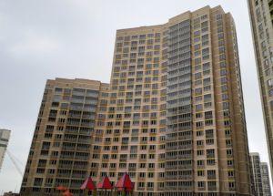 Город Долгопрудный, микрорайон «Центральный», корпус 52б (февраль 2020, фото 39-1)