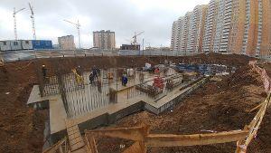 Город Долгопрудный, микрорайон «Центральный», корпус 52б (март 2017, фото 4-2)